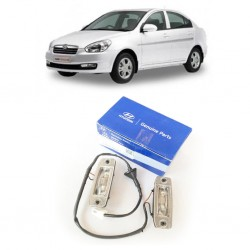 Hyundai Accent Era Plaka Lambası Orjinal 2006- Sonrası