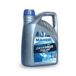 Maher Mavi Antifriz -40 Derece 3Lt
